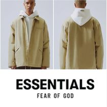 【FEAR OF GOD】Essentials Work Jacket ジャケット