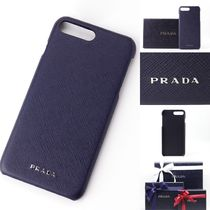 【国内発送】PRADA 2ZH036 BALTICO iPHONE 7 PLUS&8 PLUS ケース