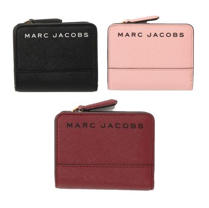 MARC JACOBS★SAFFIANO★ミニコンパクト ウォレット ミニ財布