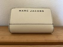 ◇Marc Jacobs◇Branded Saffiano Compact Wallet 2つ折り財布