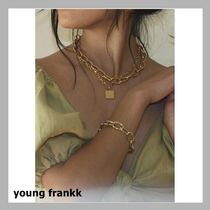 young frankk☆CLASSIC CHAIN &SQUARE CHAIN セット☆税・送込
