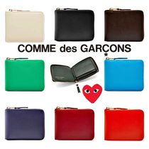 COMME des GARCONS(コムデギャルソン) 折りたたみ財布 新作★Comme Des Garcons★コムデギャルソン 二つ折り 財布