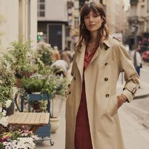 La Redoute long Trench