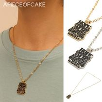 A PIECE OF CAKE(ピースオブケイク) ネックレス・ペンダント A PIECE OF CAKE★日本未入荷☆HTT Necklace (2色展開)