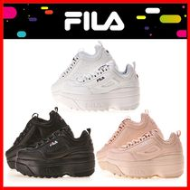 ☆韓国の人気☆【FILA】☆DISRUPTOR 2 WEDGE☆3色☆22-25cm☆