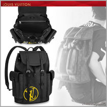 ◆Louis Vuitton 19AW最新作◆クリストファー PM  BACKPACK エピ