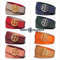 リバーシブル【Tory Burch 】REVERSIBLE LOGO BELT