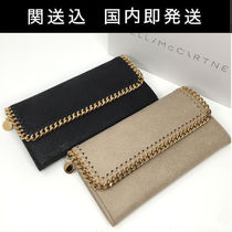 【国内即発】STELLA MCCARTNEY ☆FALABELLA CONTINENTAL WALLET