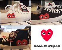 COMME des GARCONS 【 PLAY×Converse】人気コラボ★ All Star