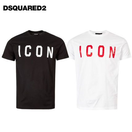 【D SQUARED2】 ICON Tシャツ 74GD0601 S22427