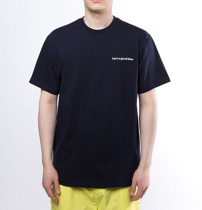 have a good time Tシャツ・カットソー HAVE A GOOD TIME★Side Logo S/S Tee Tシャツ(4サイズ展開)(4)