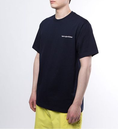 have a good time Tシャツ・カットソー HAVE A GOOD TIME★Side Logo S/S Tee Tシャツ(4サイズ展開)(5)