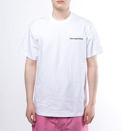 have a good time Tシャツ・カットソー HAVE A GOOD TIME★Side Logo S/S Tee Tシャツ(4サイズ展開)(12)