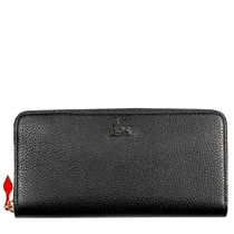 【関税負担】 CHRISTIAN LOUBOUTIN ZIP AROUND WALLET