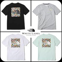 【THE NORTH FACE】★19SS NEW ★ FLORAL S/S R/TEE _ NT7UK08