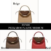 【2019-20秋冬新作】FENDI★PEEKABOO X-LITE MEDIUM