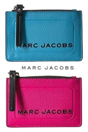 NEW!Marc Jacobs☆The Textured Box Top Zip Multi Wallet