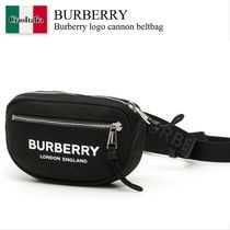 BURBERRY   Logo Cannon Beltbag
