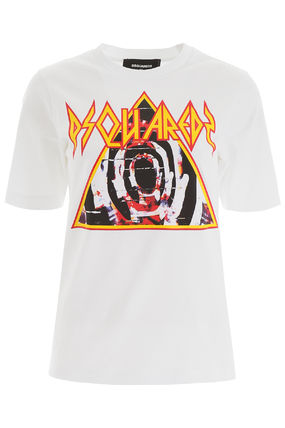D SQUARED2 Tシャツ・カットソー DSQUARED2 Rock Triangle T-Shirt(2)