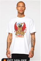 【関税・送料込】Def Leppard Rock The Amerika Tee White/Combo