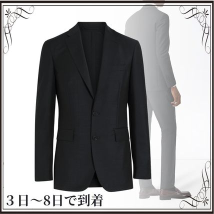 Burberry スーツ 関税込◆Soho Fit Wool Mohair Suit