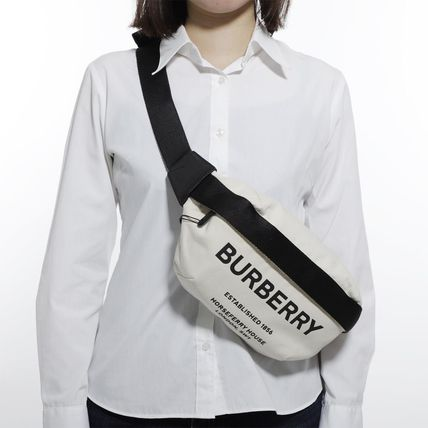 Burberry ハンドバッグ BURBERRY ボディバッグ 8014641-natural(3)