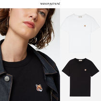 [MAISON KITSUNE] Fox Head Patch Tシャツ