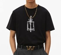 送料 関税込み Alexander Wang short sleeve graphic black