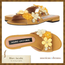 SALE! marc jacobs お花モチーフ  可愛いサンダル