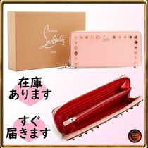 SALE!! ∞Christian Louboutin∞Panettonファスナーレザーwallet