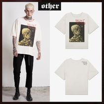 Other UK(アザーユーケー) Tシャツ・カットソー 国内発送☆OTHER UK☆SMOKING KILLSティー☆送料関税込み