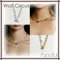【Wolf Circus】サイモンネックレス Simone Necklace