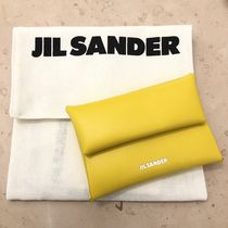 【Jil Sander】2019/20AW新作 FOLDED COIN PURSE (Yellow)