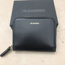 【Jil Sander】2019/20AW新作 ZIP AROUND WALLET SM (Black)