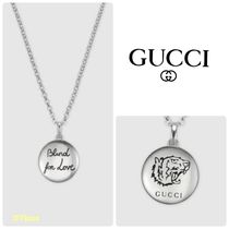 """【GUCCI 】""""Blind For Love"""" necklace"""