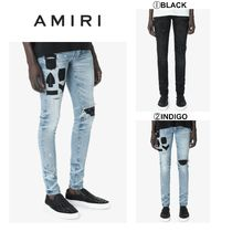 【AMIRI】☆19-20AW新作☆ PAINTER MILITARY PATCH JEAN