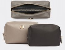 ★Tommy Hilfiger★2-IN-1 METALLIC TOILET Bag