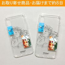 OFF-WHITE ANGEL iPhone case