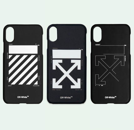 Off-White スマホケース・テックアクセサリー 即発送 OFF WHITE IPHONE X CASE
