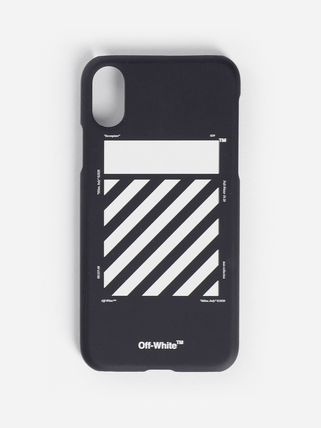 Off-White スマホケース・テックアクセサリー 即発送 OFF WHITE IPHONE X CASE(3)