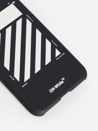 Off-White スマホケース・テックアクセサリー 即発送 OFF WHITE IPHONE X CASE(4)
