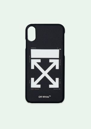 Off-White スマホケース・テックアクセサリー 即発送 OFF WHITE IPHONE X CASE(5)