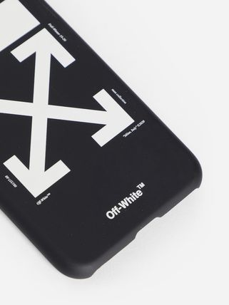 Off-White スマホケース・テックアクセサリー 即発送 OFF WHITE IPHONE X CASE(7)