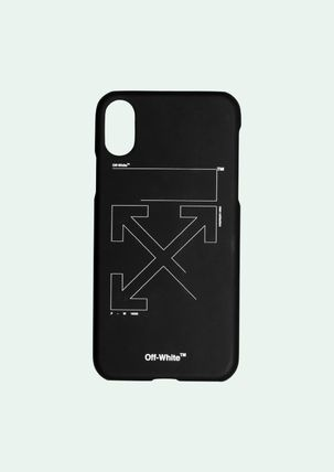 Off-White スマホケース・テックアクセサリー 即発送 OFF WHITE IPHONE X CASE(8)