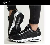 ★ナイキ★ Nike Air Max 95 Black Reflect Silver (W)