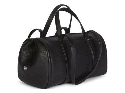 MARC JACOBS ボストンバッグ MARC JACOBS☆Tag Coated Leather Duffle Bag(4)