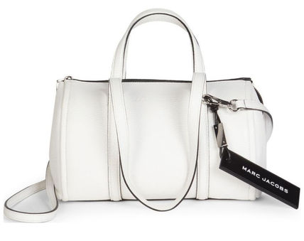MARC JACOBS ボストンバッグ MARC JACOBS☆Tag Coated Leather Duffle Bag(5)
