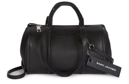 MARC JACOBS ボストンバッグ MARC JACOBS☆Tag Coated Leather Duffle Bag(6)