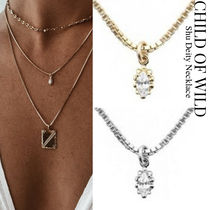 CHILD OF WILD★Shu Deity Necklace ティアドロップ ネックレス