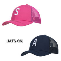 HATS-ON  Kids S A メッシュ キャップ